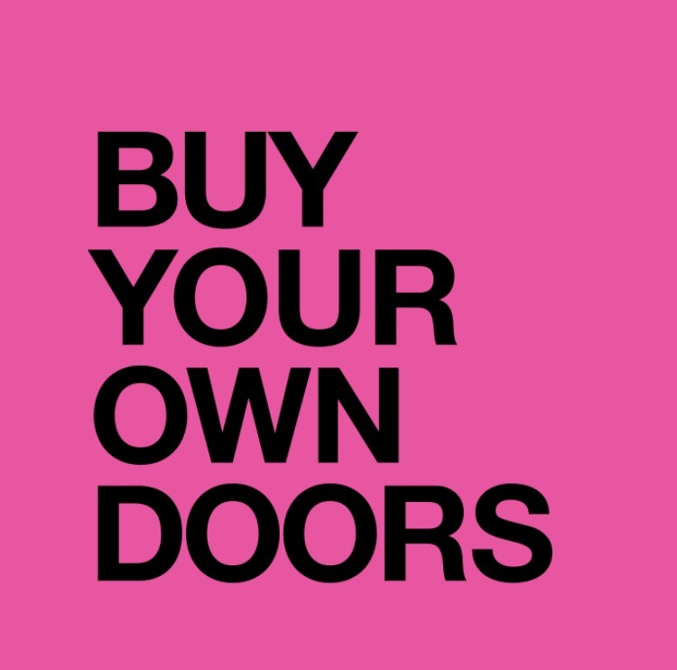 Buy Your Own Doors